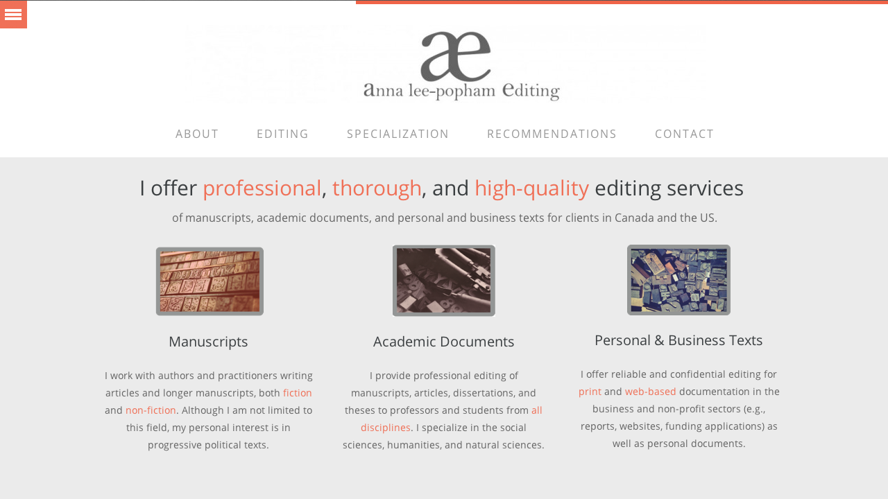 Wenb Editing Services – 106944